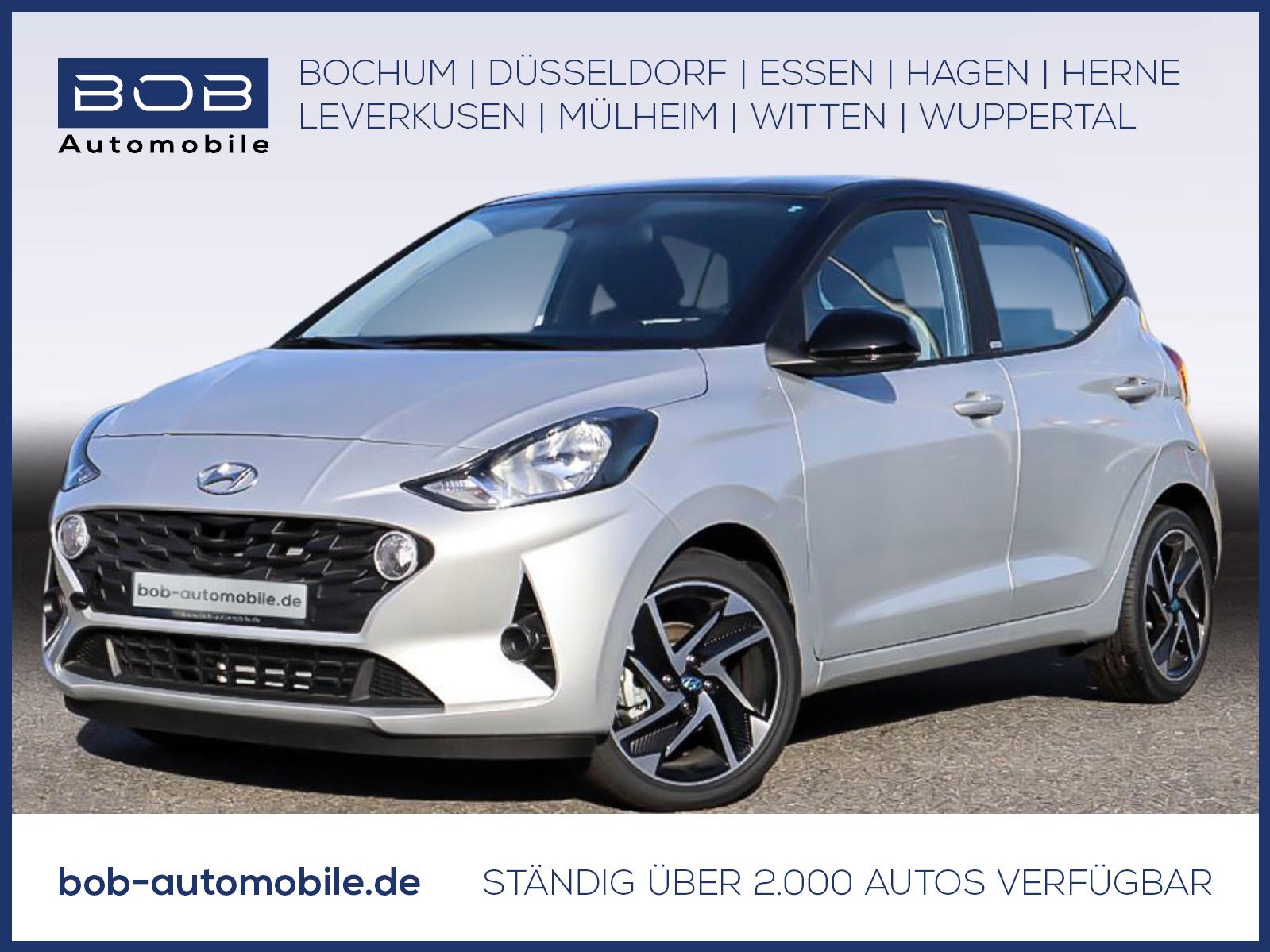 "Hyundai i10 1.2 Trend Navi Komfort-P 16""Alu Kamera, Jahr 2020, petrol"
