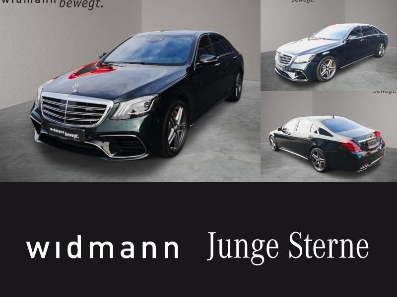 Mercedes-Benz S 63 AMG 4M+ lang *Sitzklima*Designo*Pano*SHZ*, Jahr 2018, Benzin
