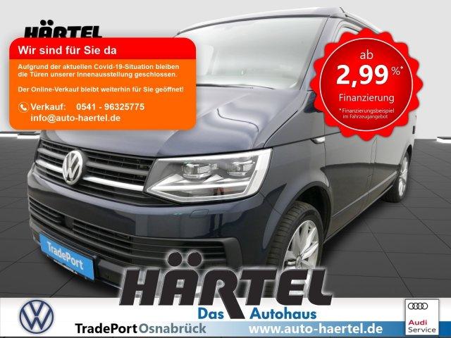 Volkswagen T6 CALIFORNIA BEACH AD TDI DSG (+EURO6+ACC-RADAR+7, Jahr 2017, Diesel