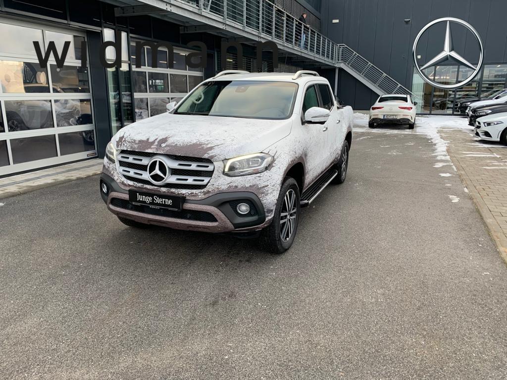 Mercedes-Benz X 250 d 4MATIC POWER EDITION Comand LED Leder, Jahr 2018, Diesel