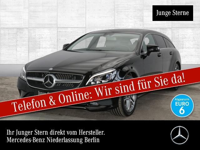Mercedes-Benz CLS 250 SB 4M BT 360° Sportpak Multibeam, Jahr 2015, Diesel