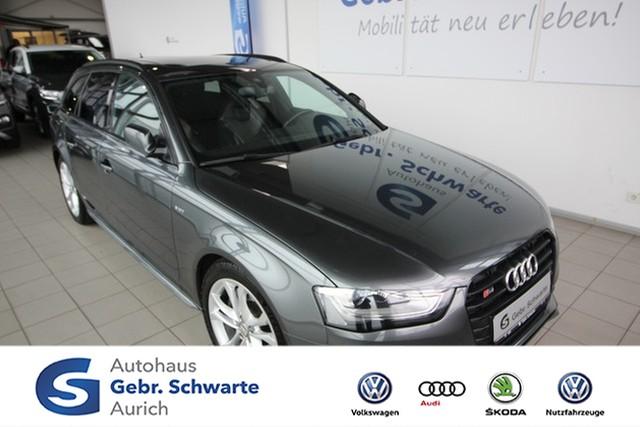 Audi S4 Avant 3.0 TFSI S-tronic quattro AHK Pano Navi, Jahr 2015, Benzin