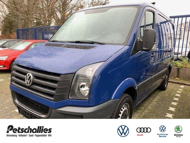 Volkswagen Crafter 30 Kasten SERVICEAUSBAU+KLIMA+ZV, Jahr 2013, Diesel