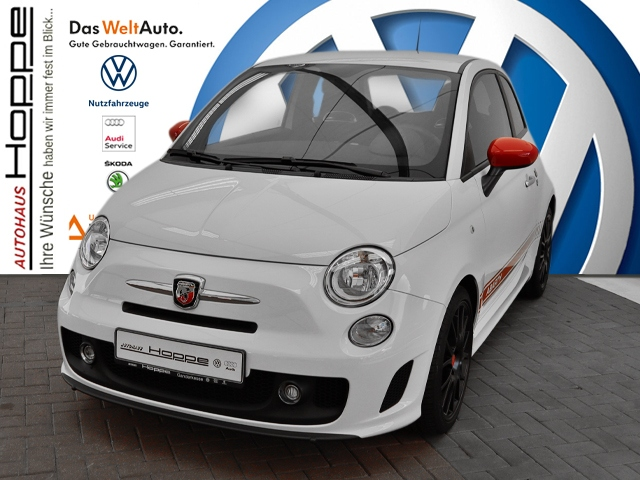Abarth 500 1.4 T-Jet *595 Custom*YAMAHA FACTORY RACING*, Jahr 2015, Benzin