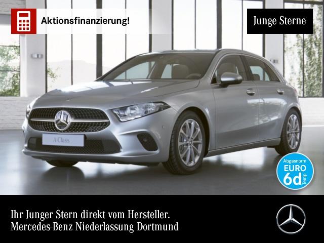 Mercedes-Benz A 180 d Progressive Navi Premium Spurhalt-Ass PTS, Jahr 2019, Diesel