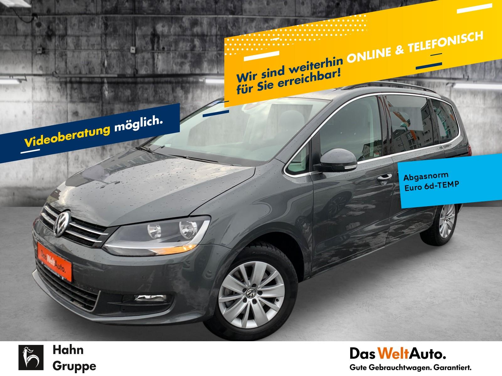 Volkswagen Sharan Comfortline 1.4TSI DSG 7-Sitzer Nav Sitzh, Jahr 2020, Benzin