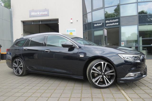 Opel Insignia B SportsTourer 2.0 4x4 OPC Line Pano/20, Jahr 2018, Benzin