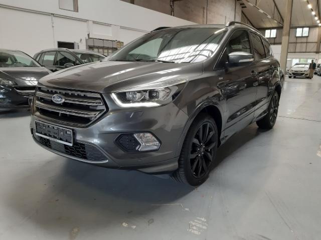 Ford Kuga ST-Line 1.5 EcoBoost +Klima +Parklenkass., Jahr 2017, Benzin
