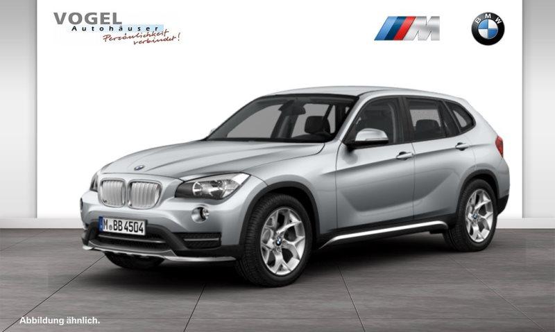 BMW X1 sDrive18i xLine Advantage Paket Plus Euro 6 PDC Klima Sitzheizung Anhängerkupplung Lichtpaket Tempomat Lenkradheizung, Jahr 2014, Benzin