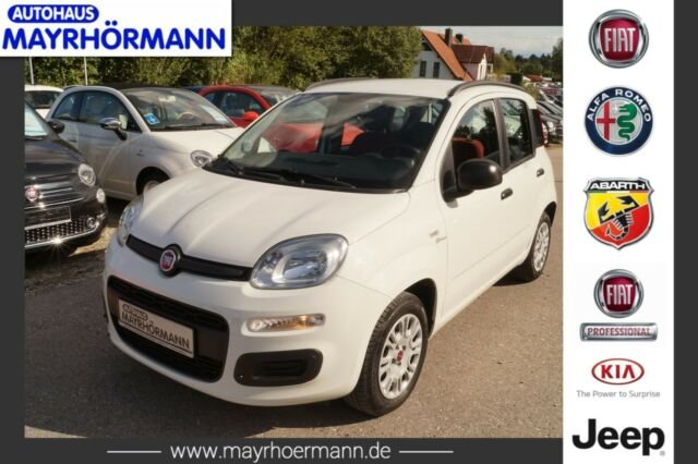 Fiat Panda Pop 1,2 8V Pop 69PS, Jahr 2014, petrol