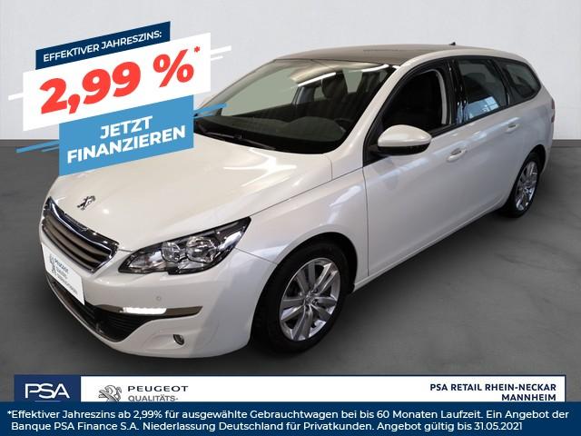 Peugeot 308 SW Active PureTech 110 S&S*NAVI*SHZ*EPH*, Jahr 2016, Benzin