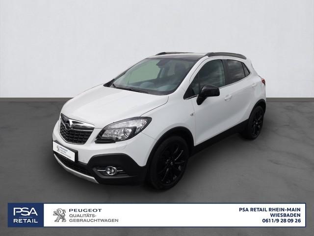 Opel Mokka 1.4 Turbo ecoFLEX Edition *Anhängerk*Sitzh*, Jahr 2015, Benzin