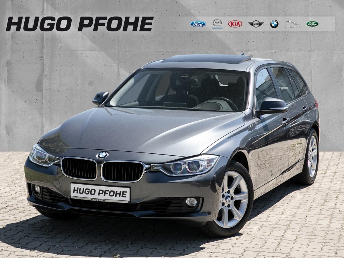 BMW 328i Touring xDrive Aut. Navigation / Head Up, Jahr 2013, Benzin