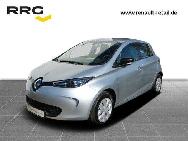 Renault Zoe Life Z.E 40 zzgl. Batteriemiete, Jahr 2019, Elektro