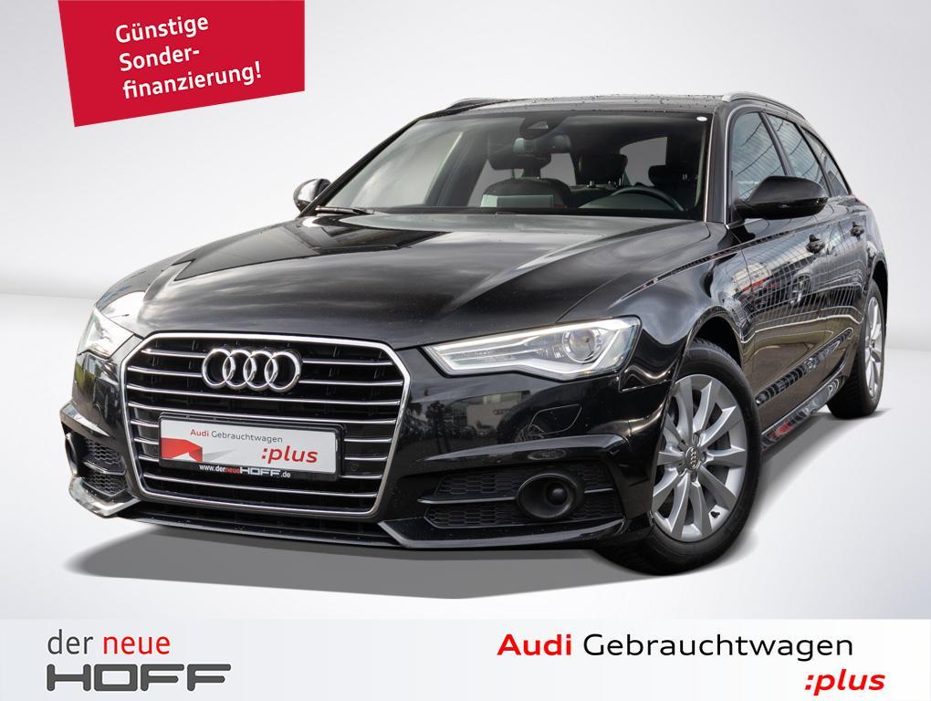 Audi A6 Avant 2.0 TDI Leder Xenon Navi 17 Zoll APS Pl, Jahr 2017, Diesel