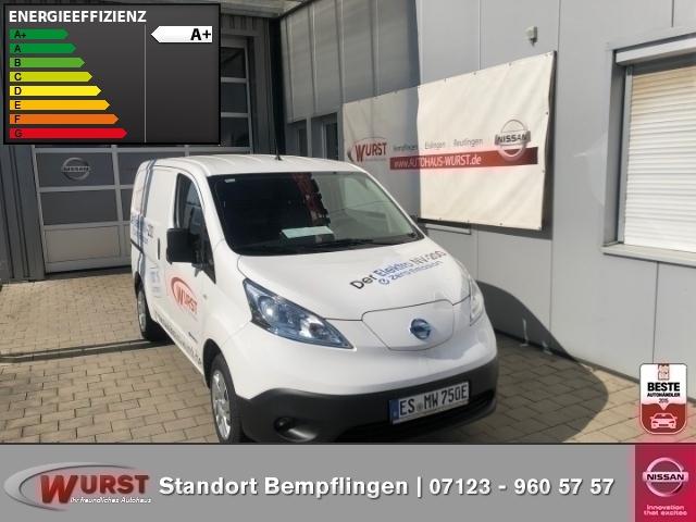 Nissan NV200 NISSAN eNV200 WEISS/Grau Elektro, Jahr 2019, Elektro