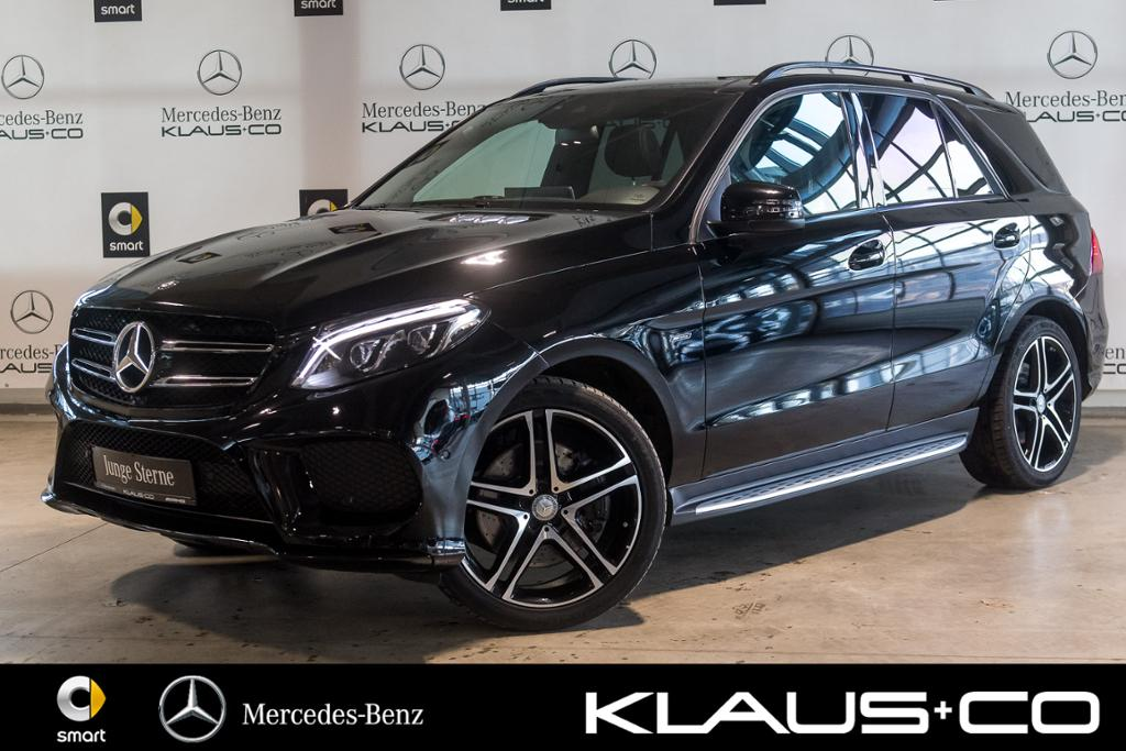 Mercedes-Benz GLE 450 AMG Line 4M Harman+Comand+Pano.-Dach, Jahr 2016, Benzin
