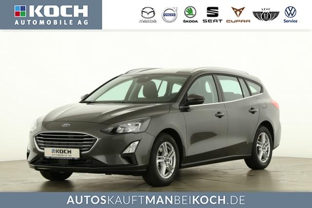 Ford Focus 1.0 Trend Edition Navi Winterp.LM Klima SHZ, Jahr 2021, Benzin