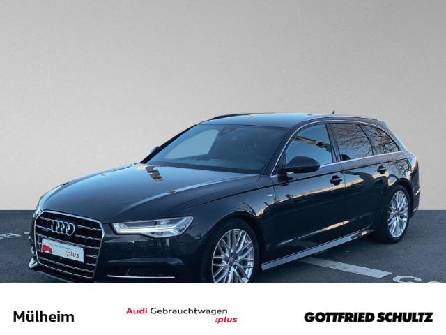 Audi A6 Avant 3.0 TDI quattro S-tronic MATRIX+ NAVI+MUFU+S-LINE, Jahr 2016, Diesel