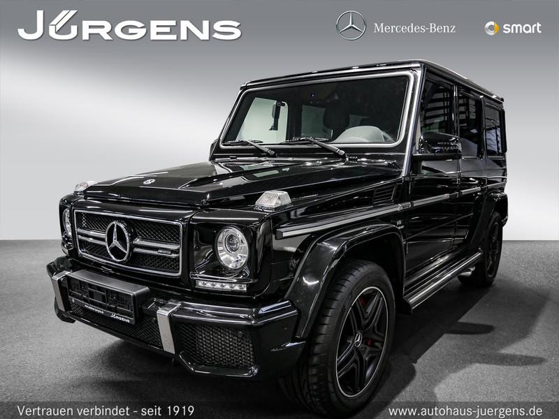 Mercedes-Benz G 63 AMG Comand/Cam/Park-Paket/SHZ/Designo/20', Jahr 2017, Benzin