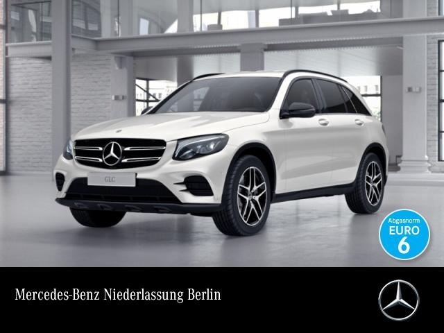 Mercedes-Benz GLC 220 d 4M AMG Stdhzg LED AHK Night Kamera Navi, Jahr 2017, Diesel