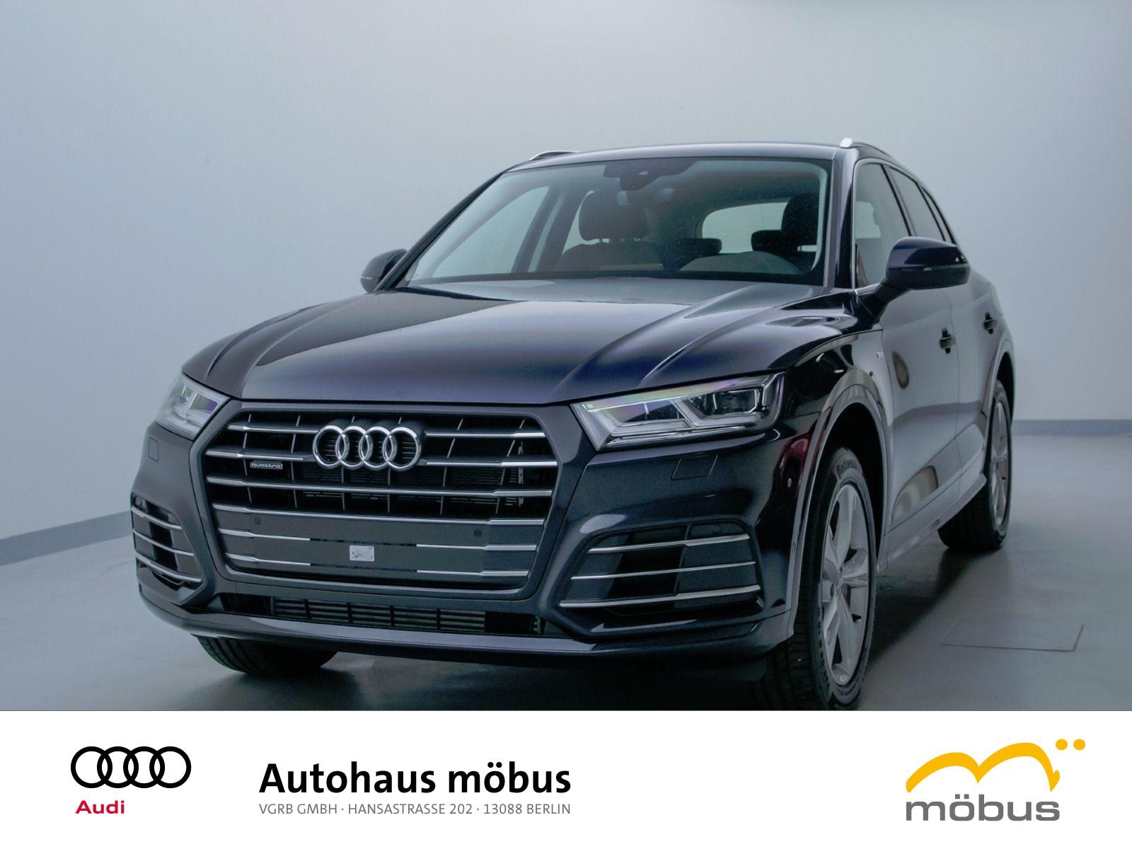 Audi Q5 sport 55 TFSI e *QU*S-TRO*LED*VIRT*RFK*3ZONEN, Jahr 2021, Benzin