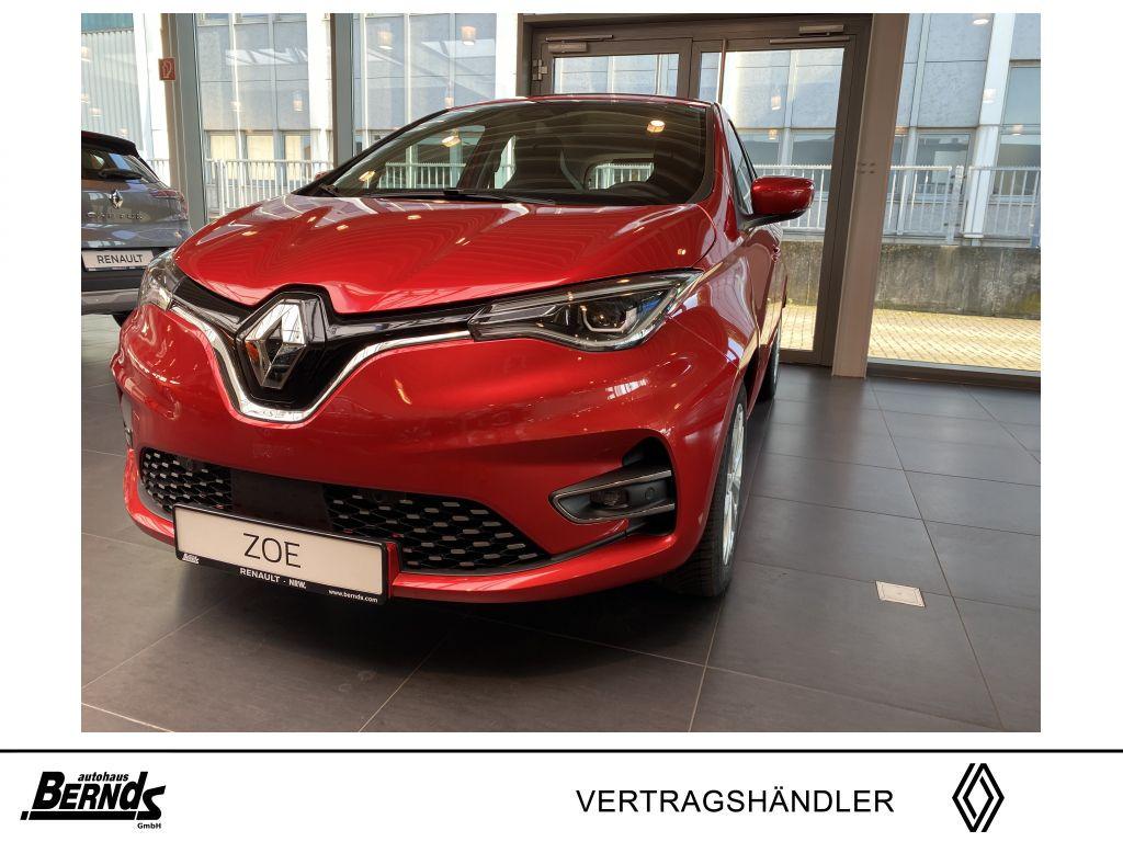 Renault ZOE (mit KAUFBATTERIE) Z.E. 50 EXPERIENCE NAVI, Jahr 2021, Elektro