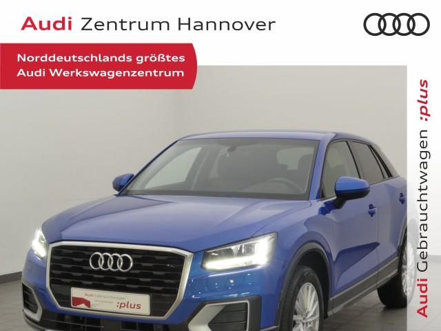 Audi Q2 1.0 TSI Design, 17-Zoll, LED, Einparkhilfe plus, Jahr 2018, Benzin