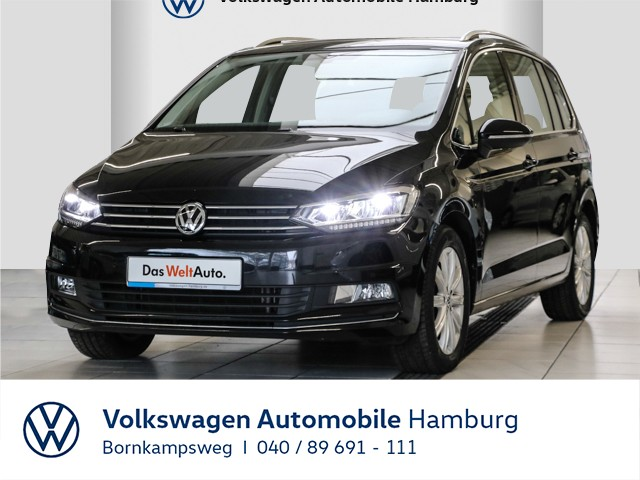 Volkswagen Touran 1.8 TSI Highline DSG AHK/PDC/SITZHZG V, Jahr 2016, Benzin