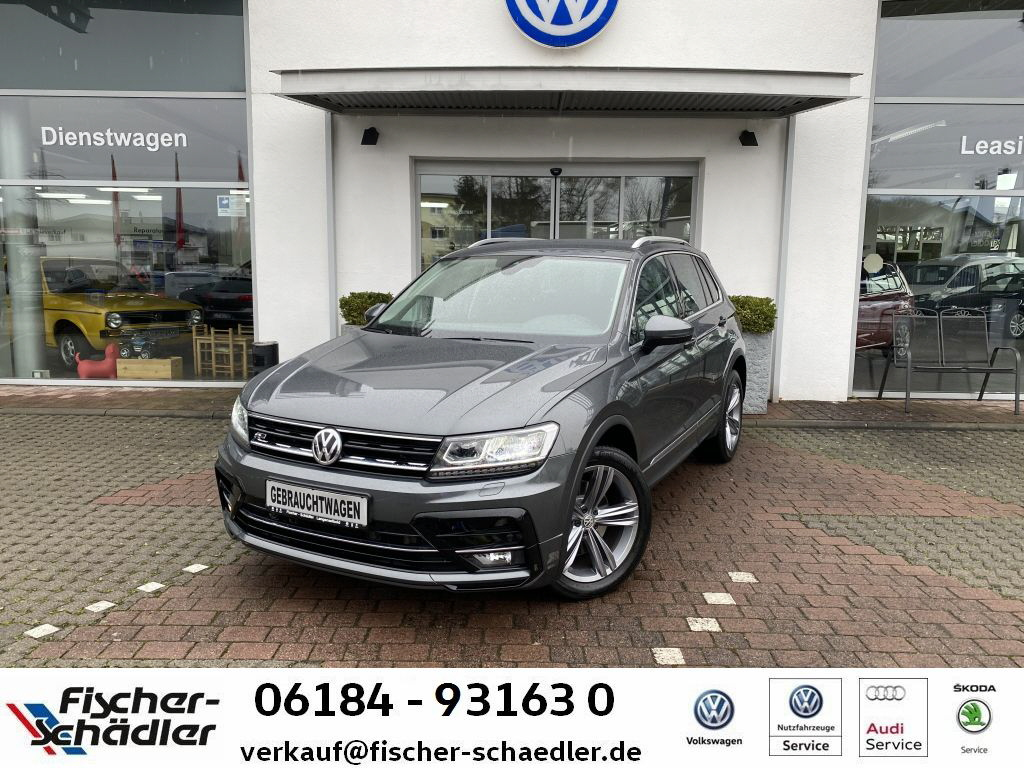 Volkswagen Tiguan Comfortline JOIN 2.0TDI*DSG*Rline*LED*Nav, Jahr 2018, Diesel