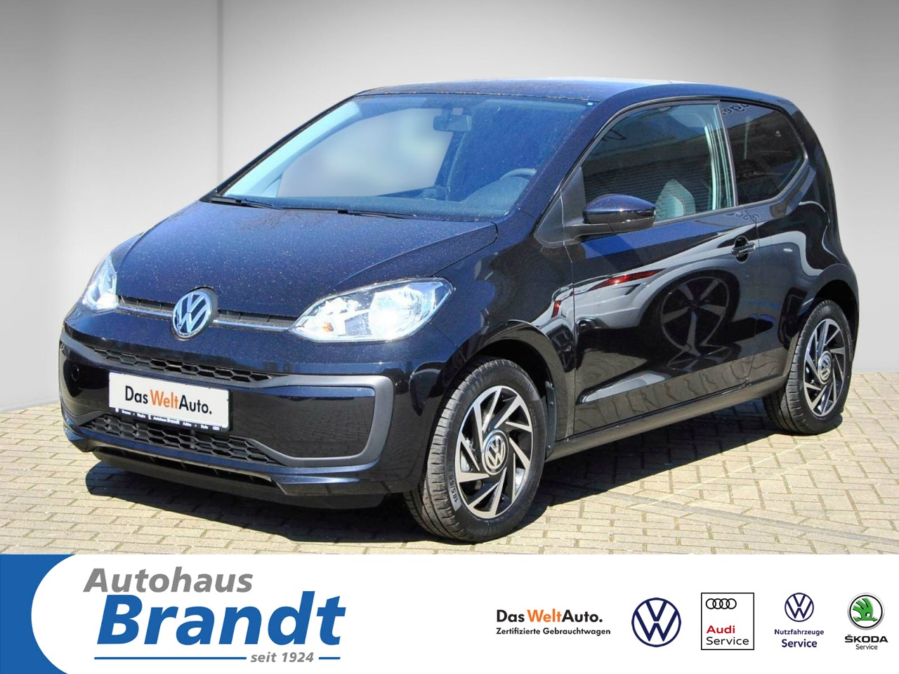 Volkswagen up! 1.0 Join NAVI*KLIMA*NW-GARANTIE Klima, Jahr 2019, Benzin