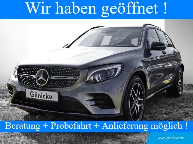 Mercedes-Benz GLC 43 AMG 4Matic PDCv+h SHZ LED Navi DAB, Jahr 2017, Benzin