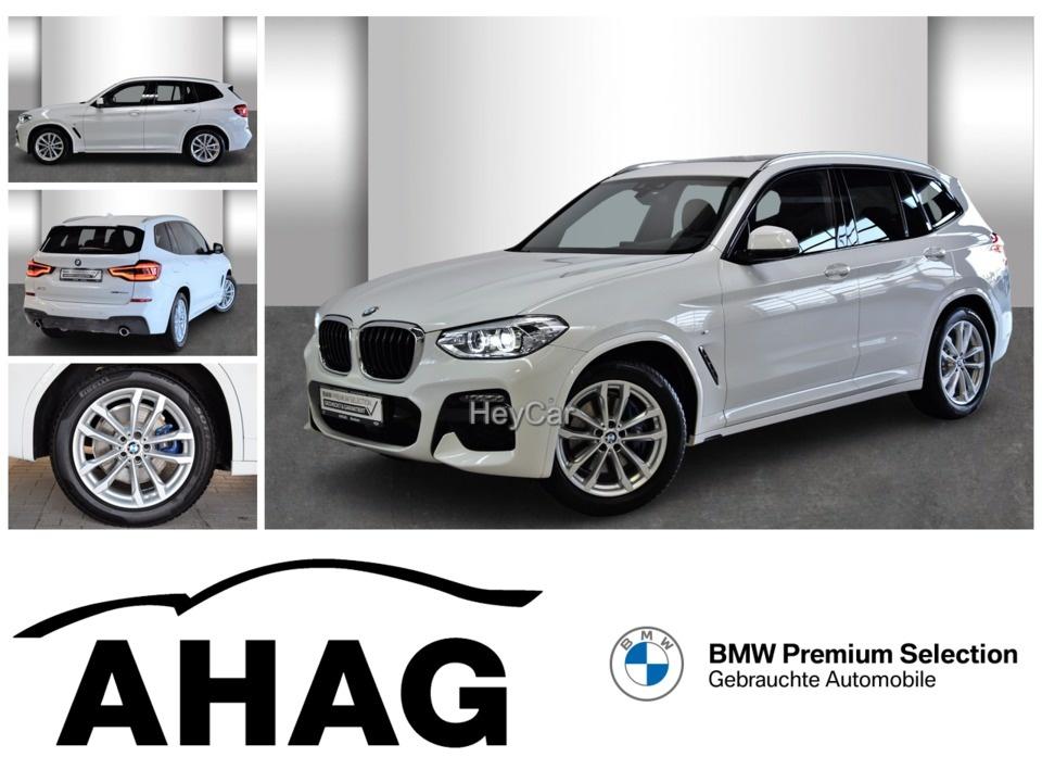 BMW X3 xDrive30d M SPORT AT Innovationsp. Sport Aut., Jahr 2021, Diesel