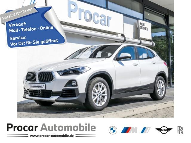 BMW X2 sDrive18i Klimaaut. Aut. Heckkl. PDC, Jahr 2020, Benzin