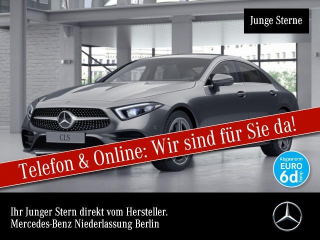 Mercedes-Benz CLS 300 d AMG Distronic Widescreen Multibeam SHD, Jahr 2019, Diesel