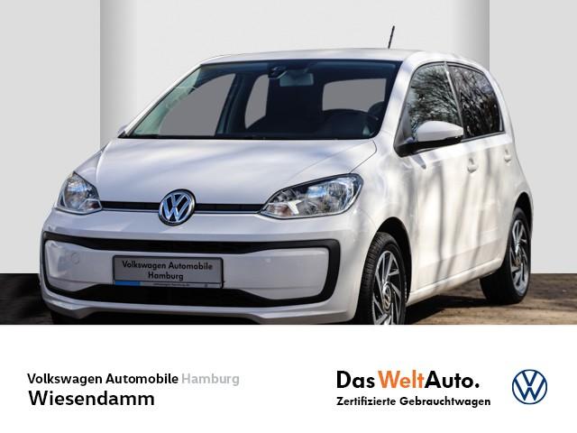 Volkswagen up! 1.0 Sound 4 Türen Tempomat Klima ZV, Jahr 2017, Benzin