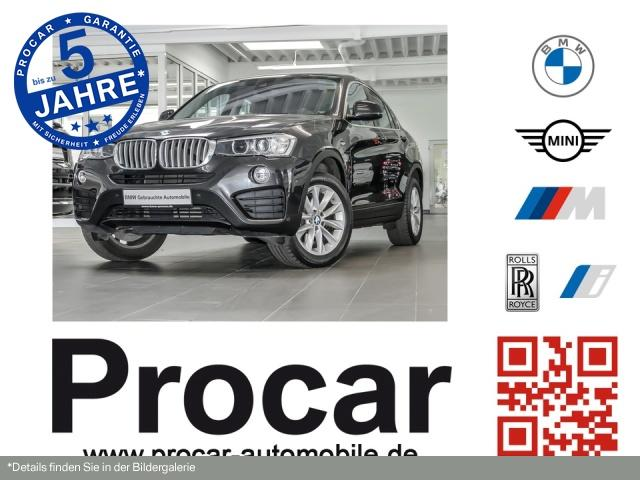 BMW X4 xDrive30d AT Advantage Innovationsp. Head-Up, Jahr 2017, Diesel