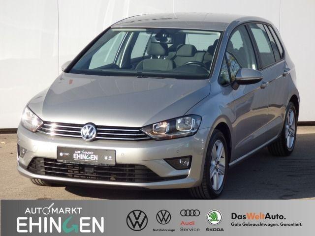 Volkswagen Golf Sportsvan 1.6 TDI Comfortline AHK PDC, Jahr 2014, Diesel