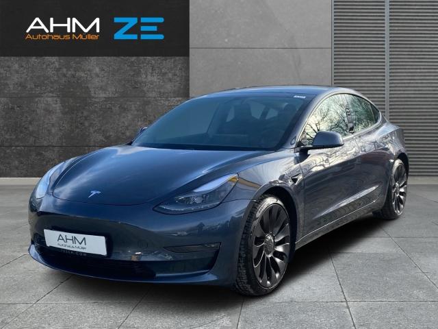Tesla Model 3 Performance AWD Gen2 Facel. 1299 Monat, Jahr 2021, Elektro