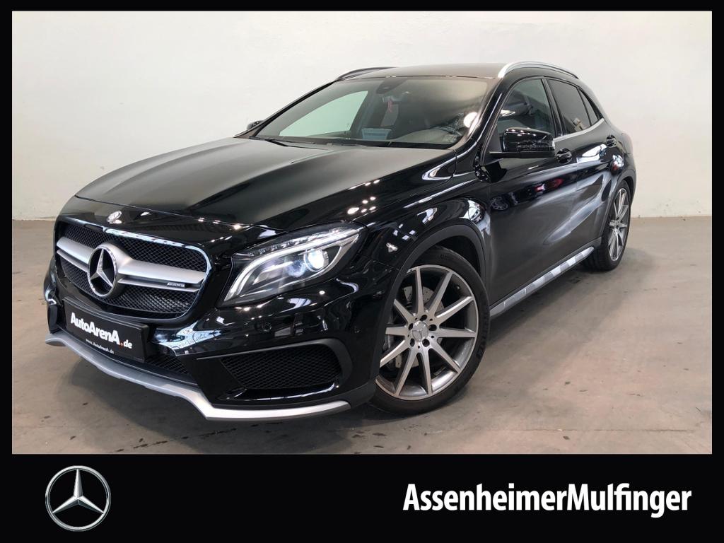 Mercedes-Benz GLA 45 AMG 4matic **Navi/Memory/Totw./Kamera, Jahr 2015, Benzin