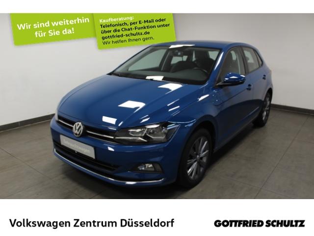 Volkswagen Polo 1.6 TDI Highline *SHZ*PDC*Alu*, Jahr 2018, Diesel