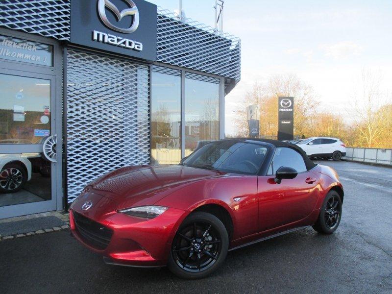 Mazda MX-5 Exclusive-Line inkl. Navi, Jahr 2019, Benzin