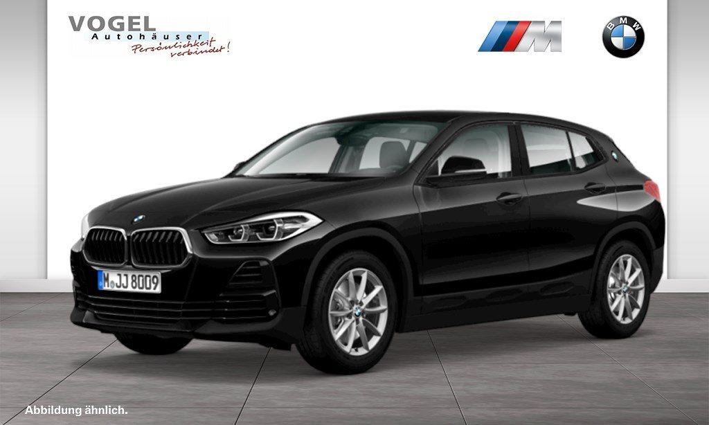 BMW X2 xDrive20i Modell Advantage Euro 6 Navi PDC Parkassistent Klima Shz LED Tempomat Lichtpaket, Jahr 2018, Benzin