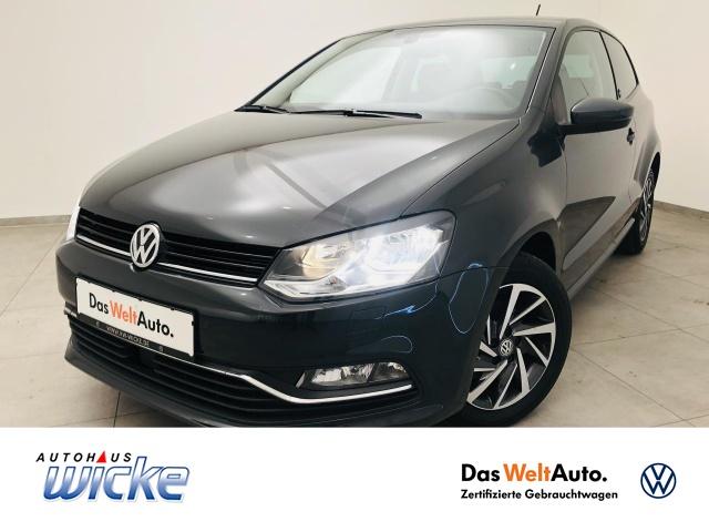 Volkswagen Polo 1.0 SOUND Klima Navi PDC DAB+, Jahr 2017, Benzin