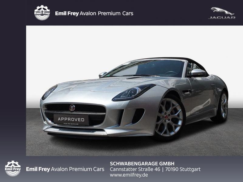 Jaguar F-Type Cabriolet Aut., Jahr 2016, Benzin