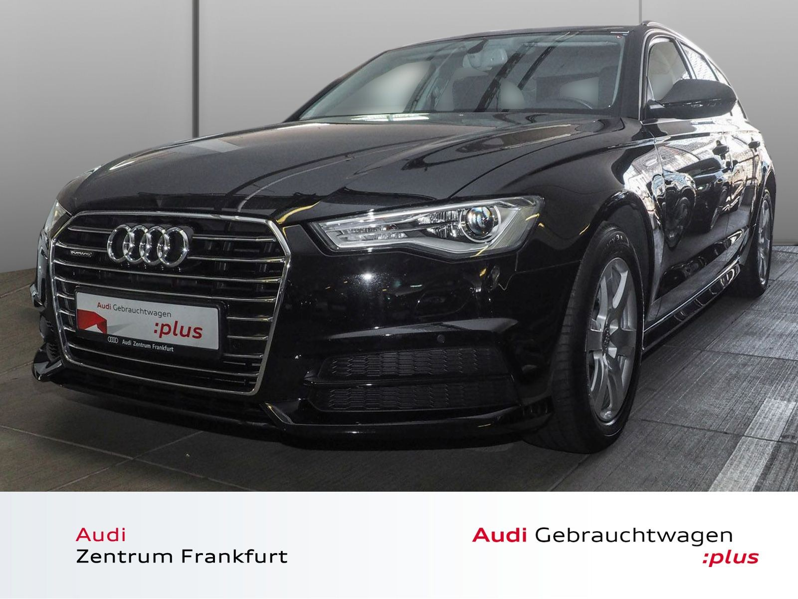 Audi A6 Avant 3.0 TDI quattro S tronic Navi Xenon Tempomat, Jahr 2018, Diesel