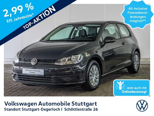 Volkswagen Golf VII 1.0 TSI Trendline Klima, Jahr 2017, Benzin