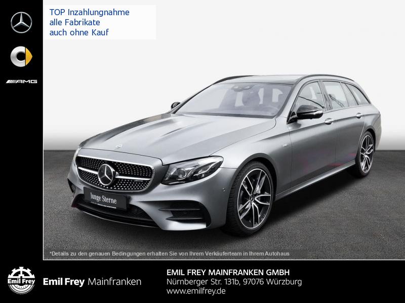 Mercedes-Benz E 53 AMG 4M T ***Neupreis 124.860,-***, Jahr 2019, Benzin
