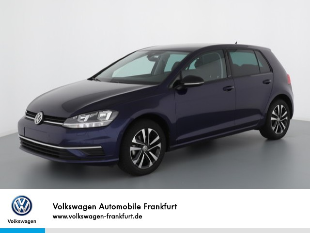 Volkswagen Golf VII 1.0 TSI Comfortline BlindSpot ACC FrontAssist Golf 1,0 CL BT085 TSIM6F, Jahr 2019, Benzin