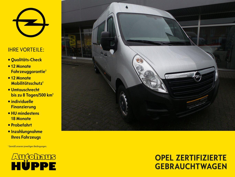 Opel Movano B Kasten HKa L3H2 3,5t, Navi, Kamera, Jahr 2017, Diesel
